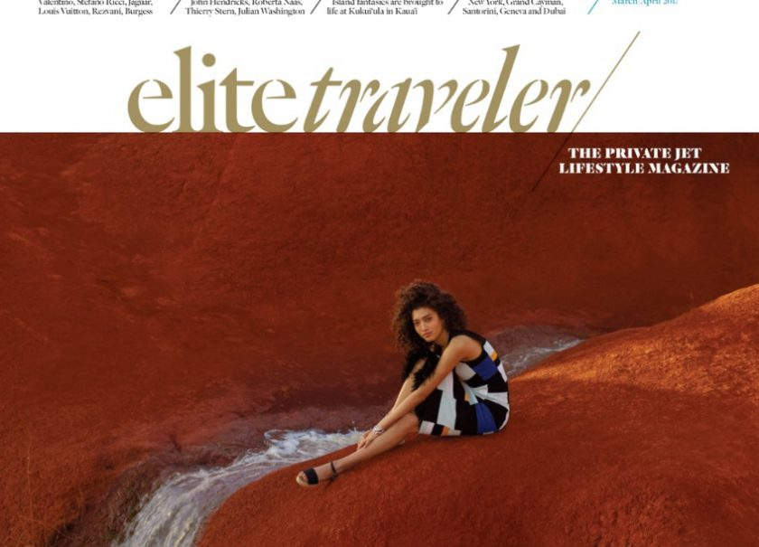Elite Traveler Cover