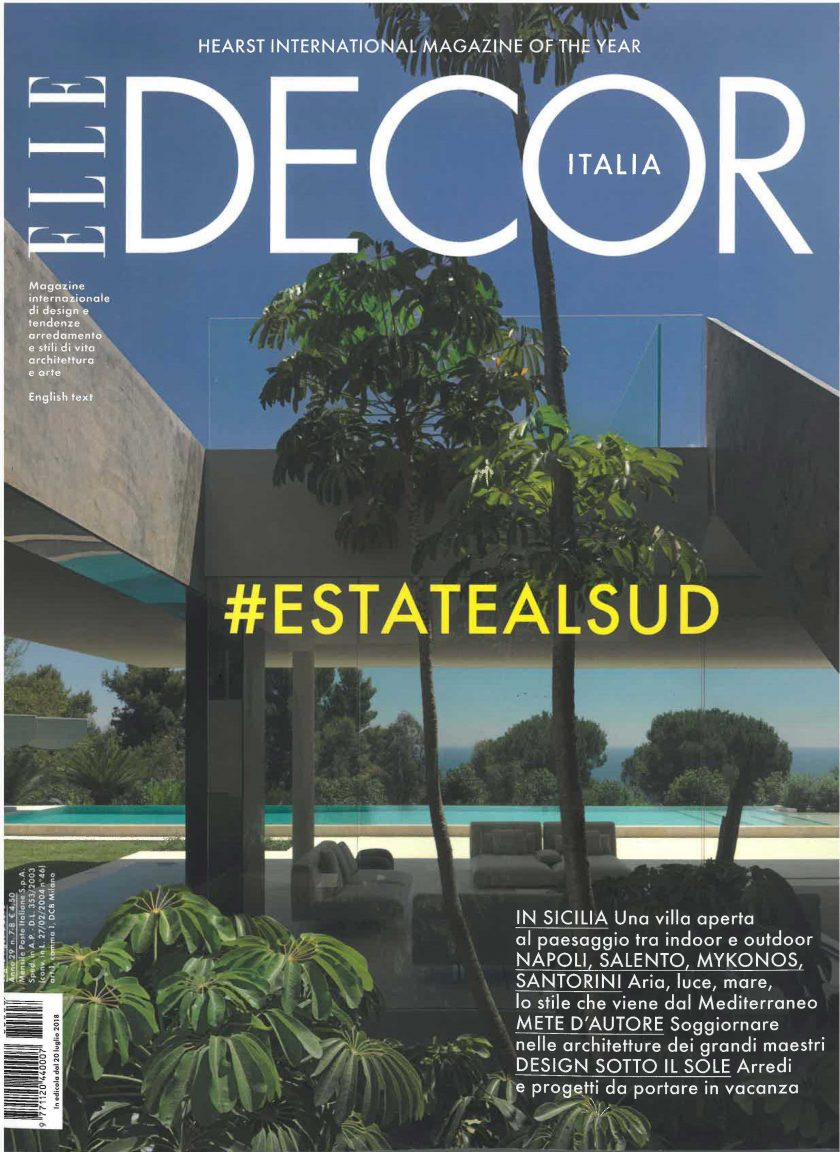 Elledecor Ita Jul Aug 2018
