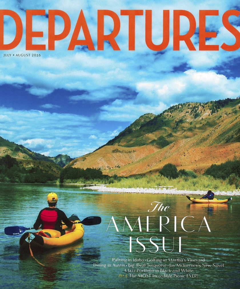 Io Departures July August 2016