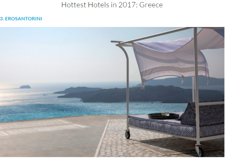 TOP 10: Hottest Hotel Openings in Europe in 2017